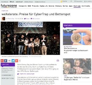 Wexelerate Preise Für Cybertrap Und Betterspot Futurezone At