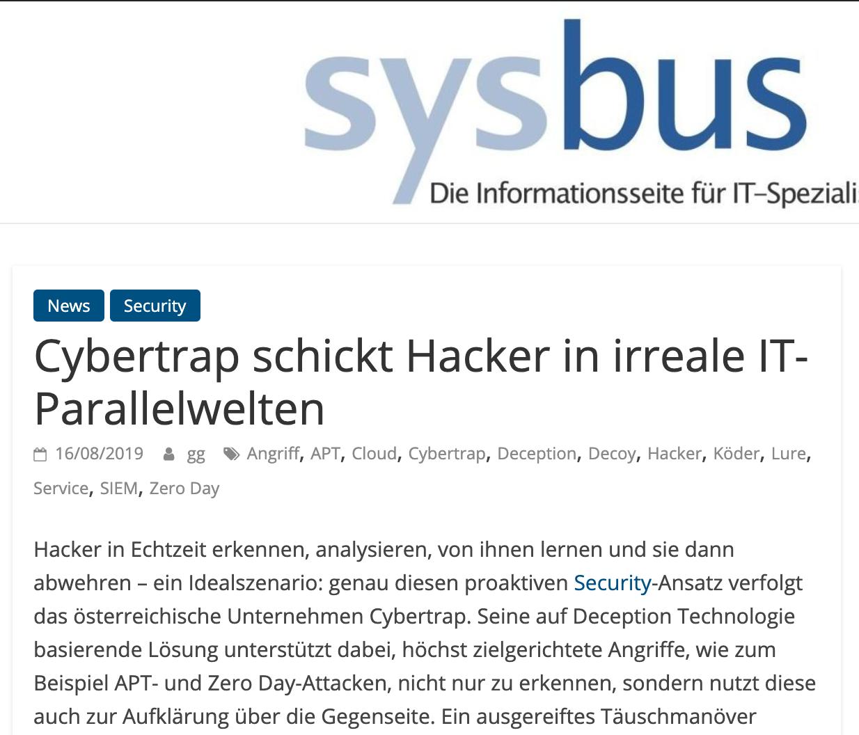 2019.8.19 Sysbus.eu