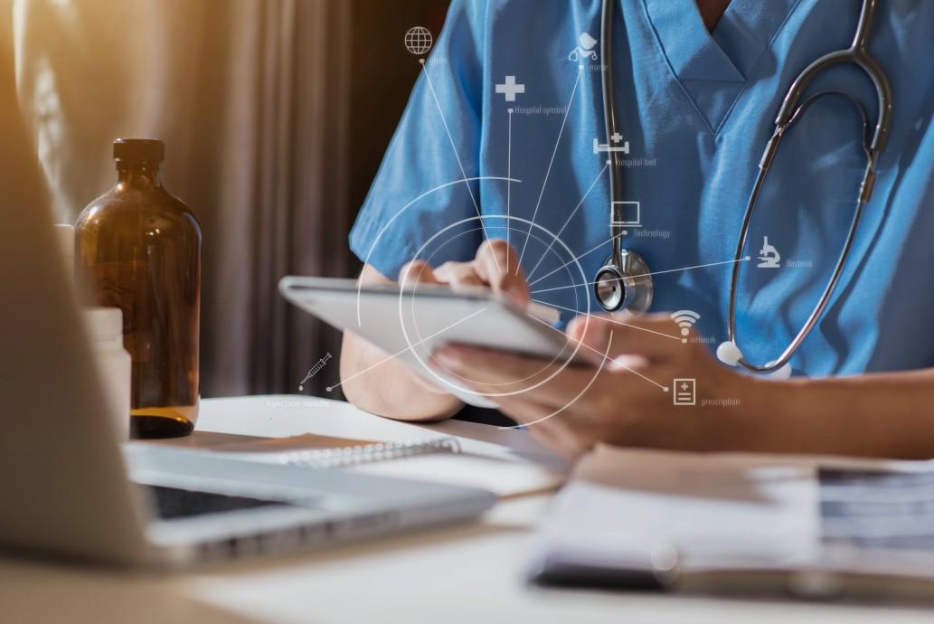 Cybertrap Gesundheitseinrichtungen